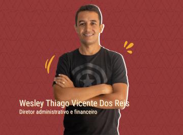 Wesley Thiago Vicente Dos Reis